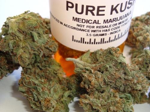 CBD Kush uso medico
