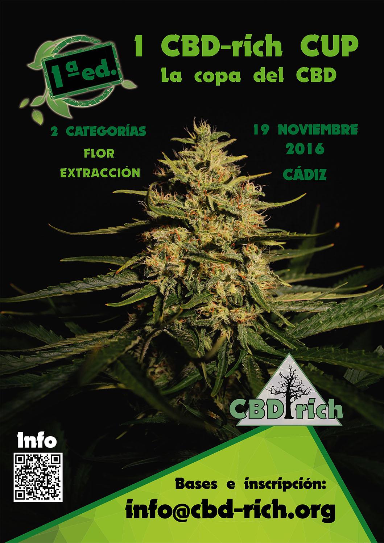 CBD-rich Cannabis Cup